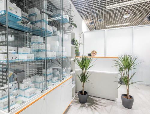 Avasime salongi Tallinnas Kotka Tervisemajas!